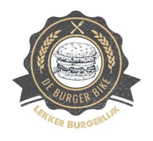Logo de Burgerbike vierkant