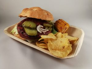 Broodje Hamburger de Burgerbike